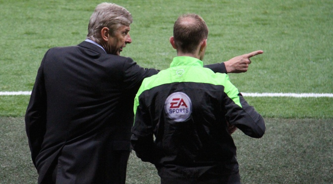 Arguing With Referees: Fair or Foul?
